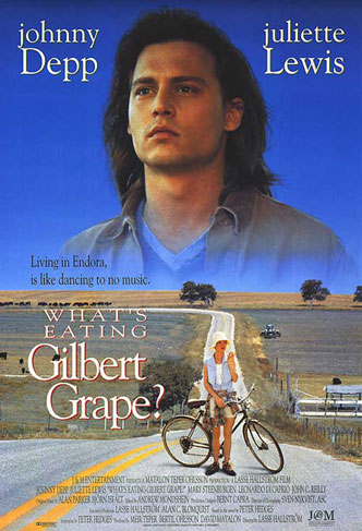 What's Eating Gilbert Grape? Movie Poster