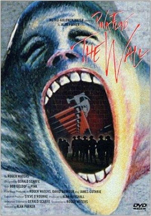 Pink Floyd's The Wall Movie Poster